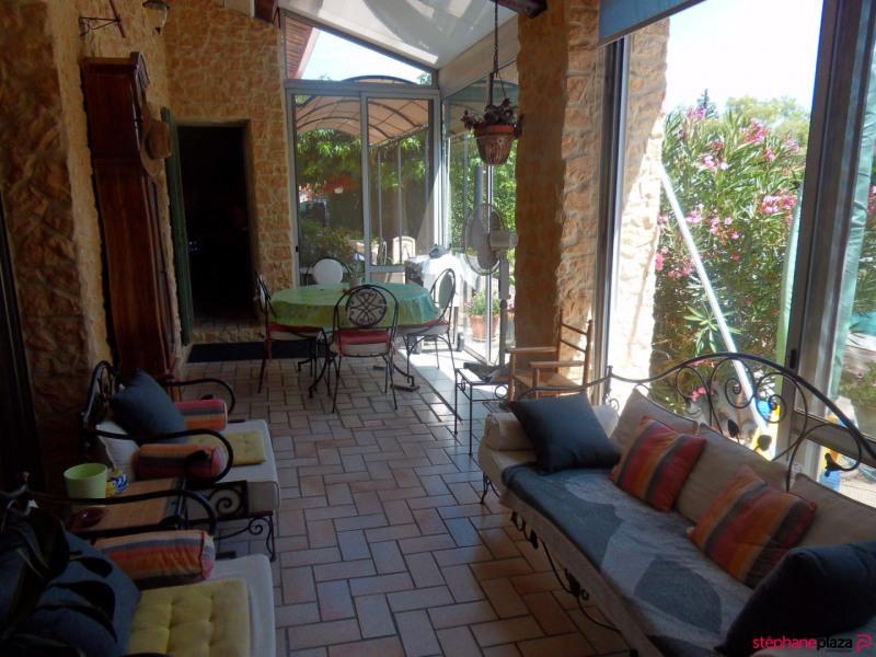Sale house / villa Morieres les avignon 380000€ - Picture 13