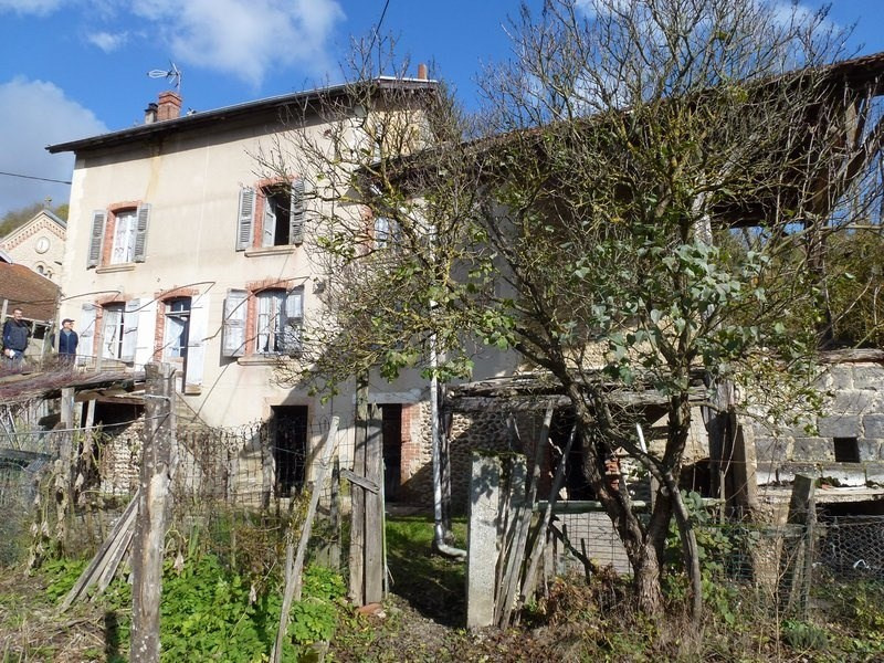 Sale house / villa St clair sur galaure 120000€ - Picture 1