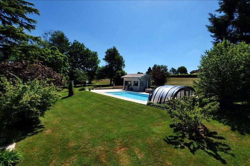 Vente maison / villa Bourgoin jallieu 510000€ - Photo 2