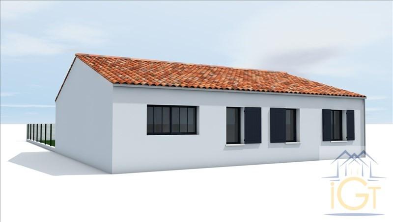Sale house / villa Salles sur mer 346500€ - Picture 1