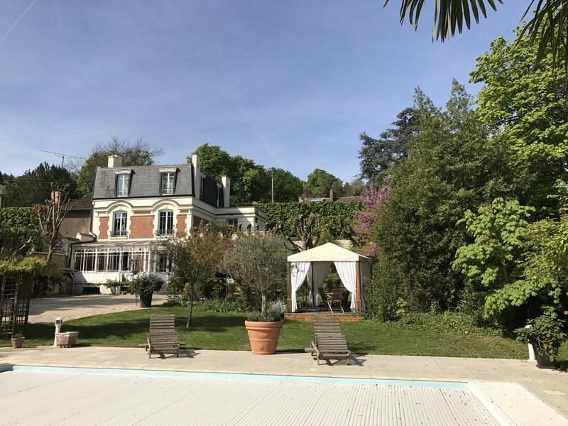 Verkauf von luxusobjekt haus Villennes sur seine 1395000€ - Fotografie 1