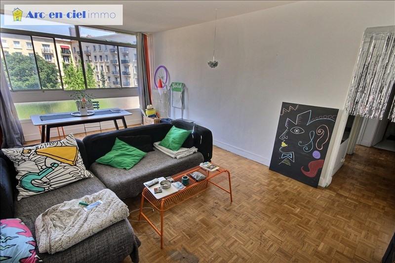 Sale apartment Paris 15ème 449000€ - Picture 1