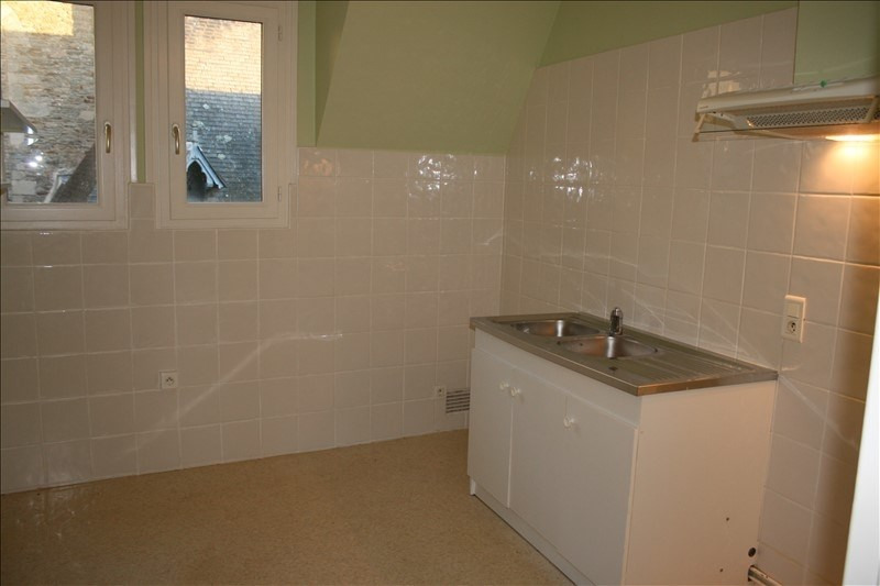 Rental apartment Josselin 490€ CC - Picture 3