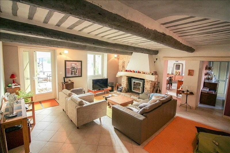 Vente maison / villa Monteux 461500€ - Photo 3