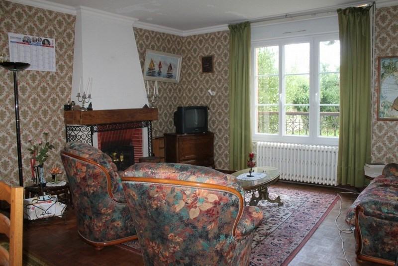 Sale house / villa St germain sur ay 204000€ - Picture 7