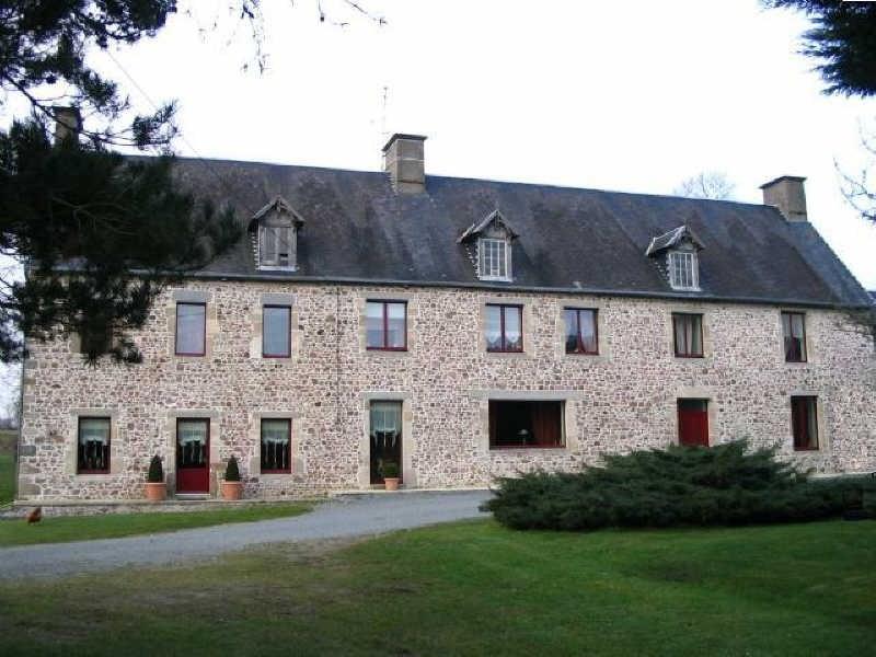 Deluxe sale house / villa St sauveur lendelin 470250€ - Picture 1