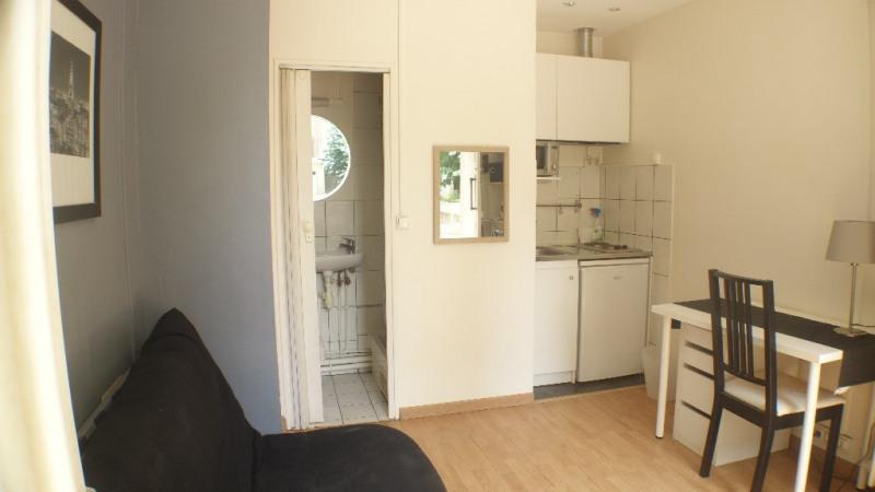 Vente appartement Paris 16ème 138000€ - Photo 1