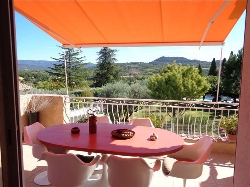 Vente maison / villa Mormoiron 354500€ - Photo 5