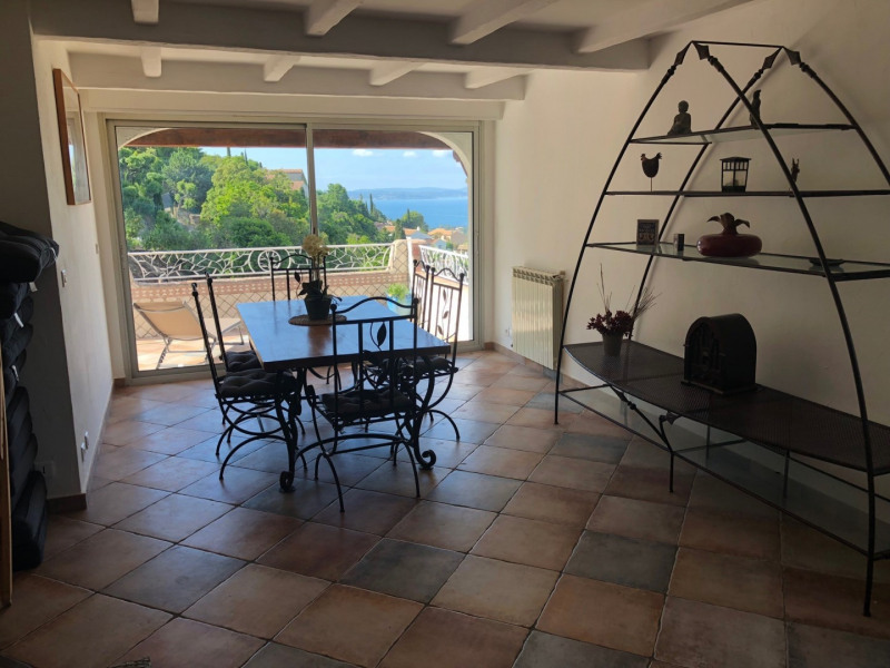 Vacation rental house / villa Les issambres 1 750€ - Picture 5