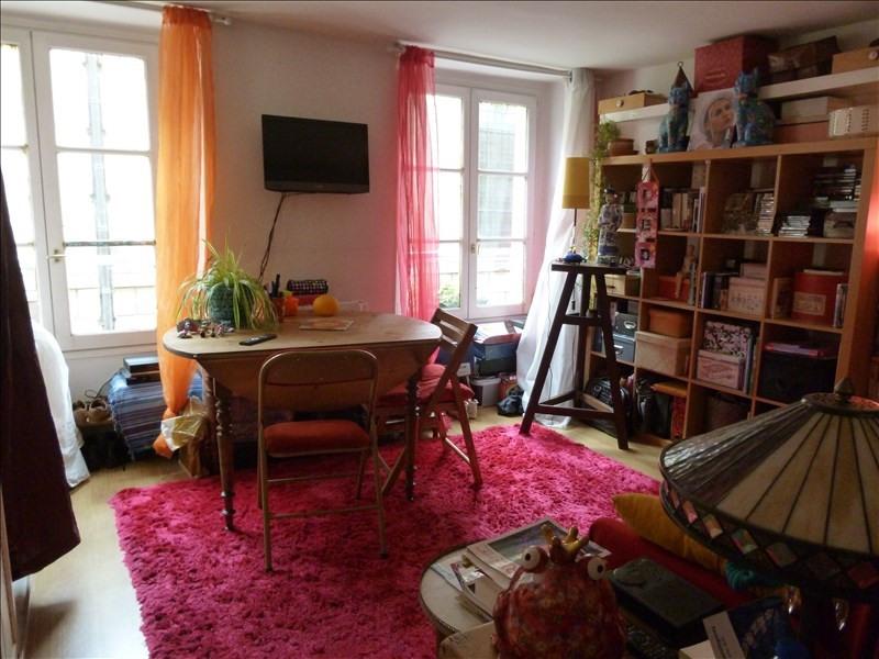 Sale apartment Paris 2ème 285000€ - Picture 1