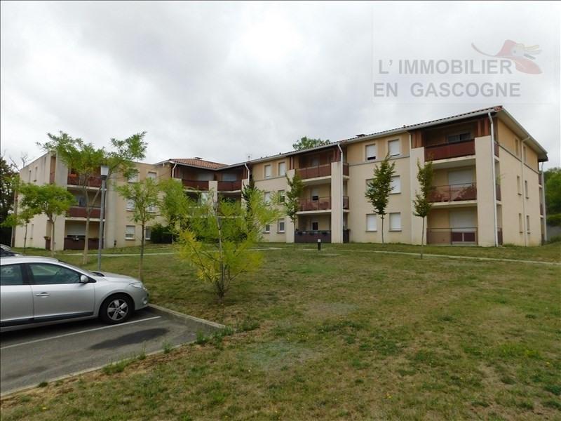 Vente appartement Auch 85000€ - Photo 1