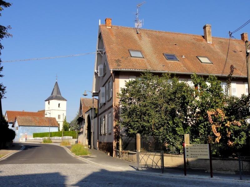 Venta  terreno Kleinfrankenheim 158980€ - Fotografía 1