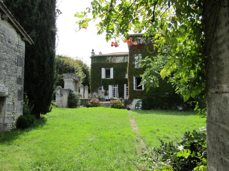 Vente maison / villa Barbezieux saint hilaire 416000€ - Photo 3