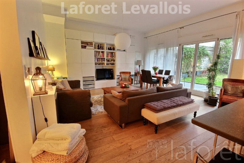 Vente de prestige appartement Levallois perret 1495000€ - Photo 2