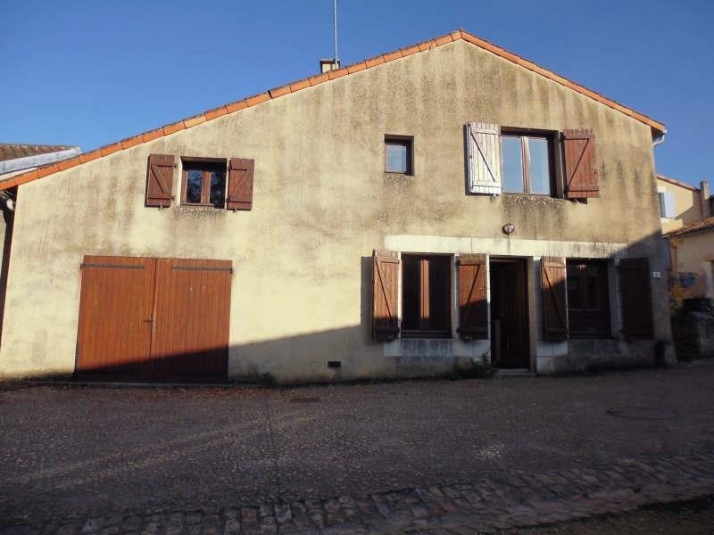 Venta  casa Poitiers 105800€ - Fotografía 4