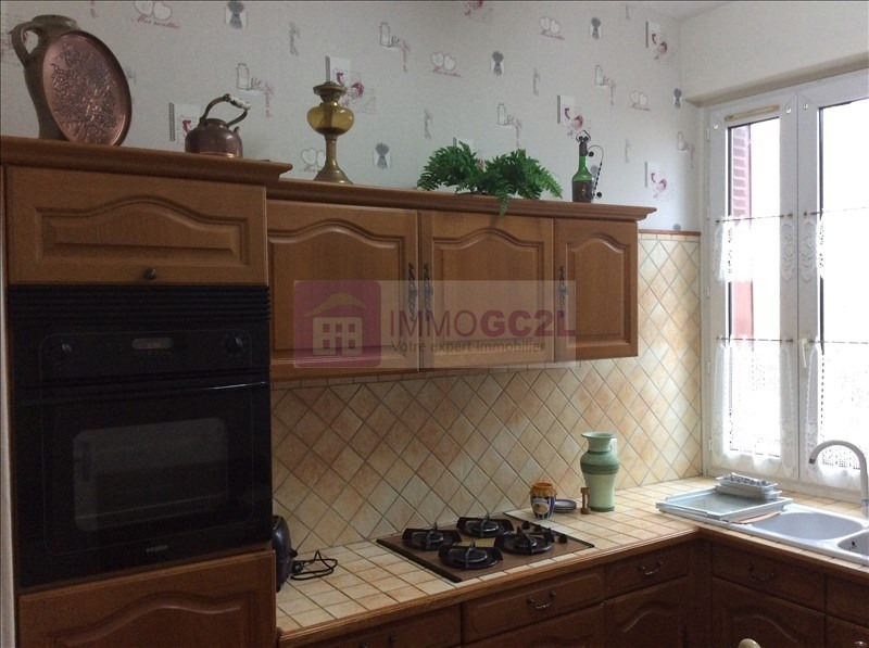 Sale house / villa Ecommoy 143 750€ - Picture 5