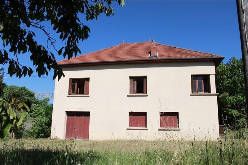 Sale house / villa Clonas sur vareze 199000€ - Picture 2