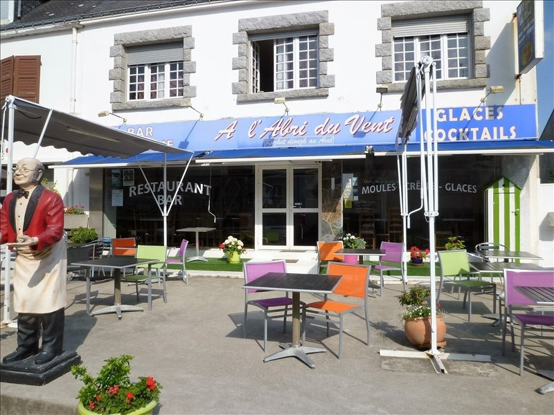 Vente local commercial Clohars carnoet 259700€ - Photo 1