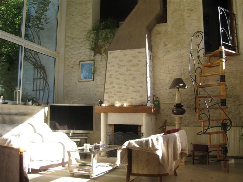 Sale house / villa Chaussy 320000€ - Picture 4