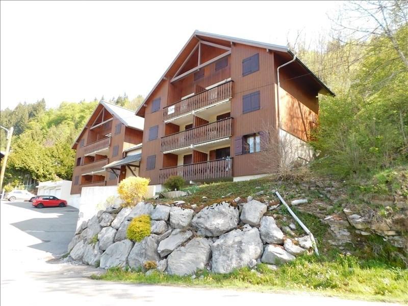 Sale apartment Morzine 247000€ - Picture 1