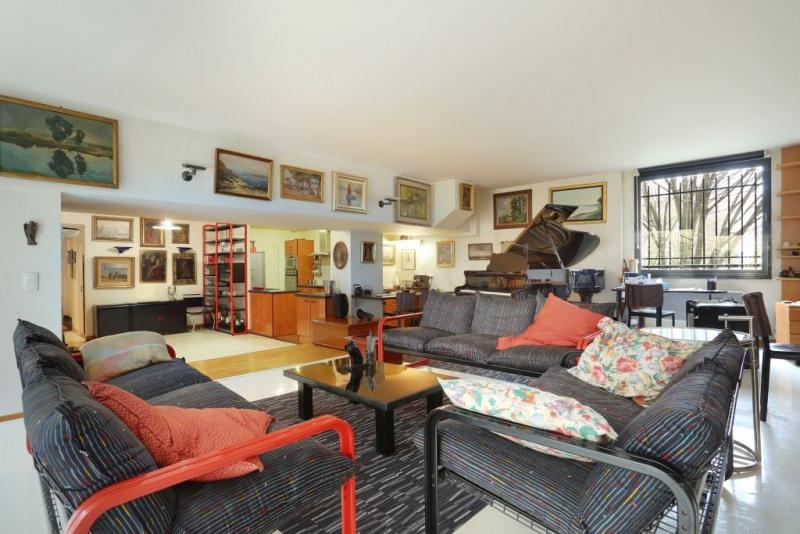 Vente de prestige appartement Paris 19ème 995000€ - Photo 3