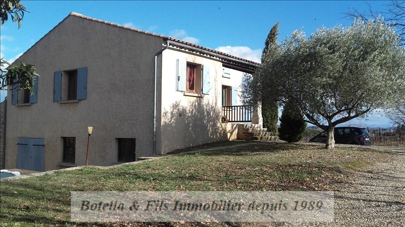 Sale house / villa St paulet de caisson 297 800€ - Picture 2