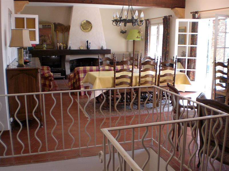 Vacation rental house / villa Les issambres 1710€ - Picture 5