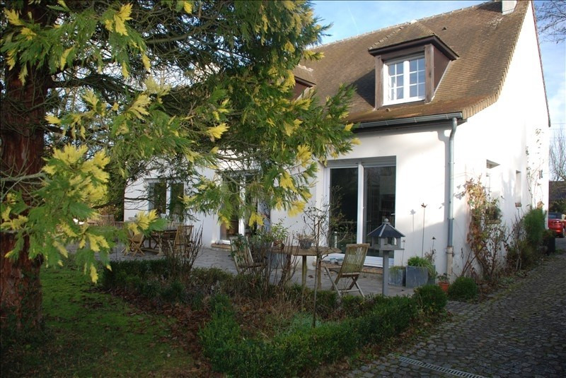 Verkoop  huis Magny les hameaux 742000€ - Foto 3