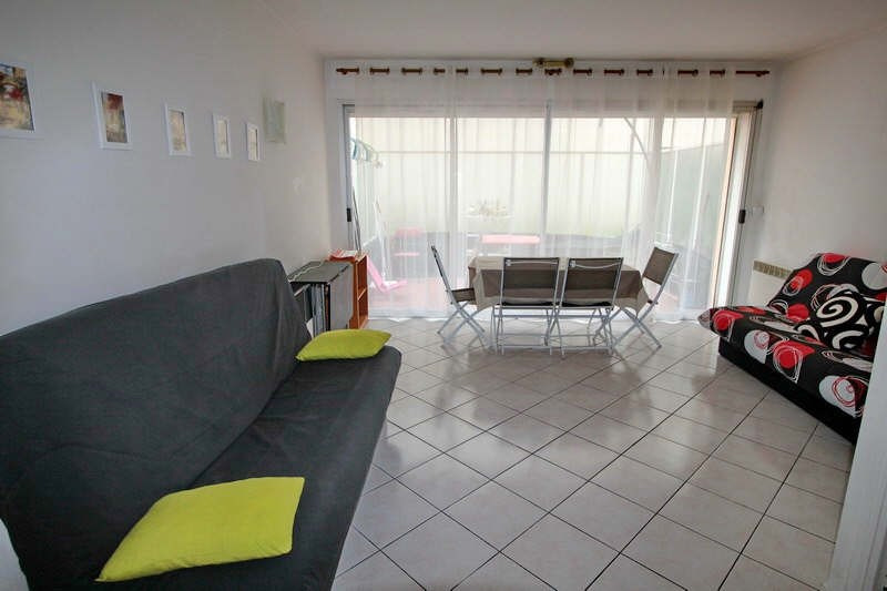 Rental apartment Nice 620€ CC - Picture 1
