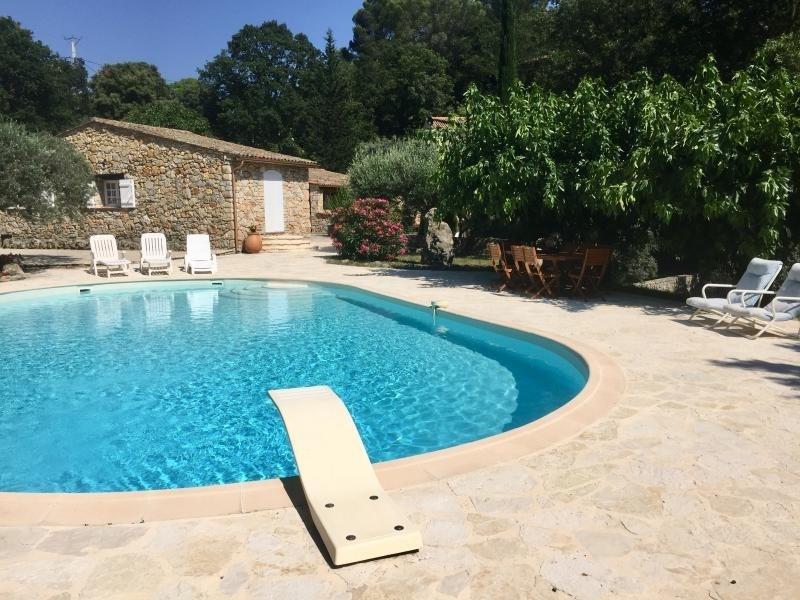 Vente de prestige maison / villa Callas 698000€ - Photo 1