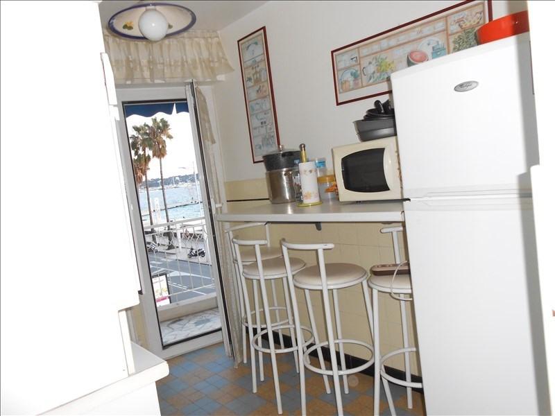 Deluxe sale apartment Juan les pins 434000€ - Picture 4