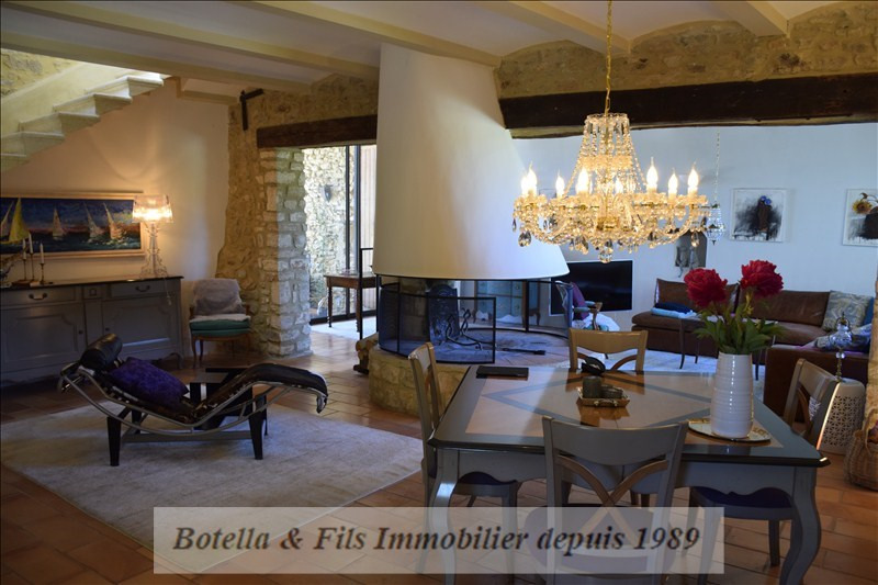 Vente de prestige maison / villa St paulet de caisson 825000€ - Photo 5
