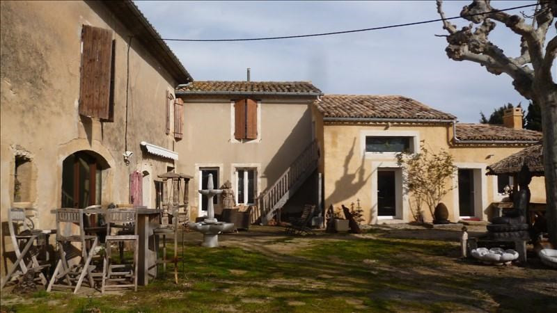 Verkoop  huis Cheval blanc 520000€ - Foto 1