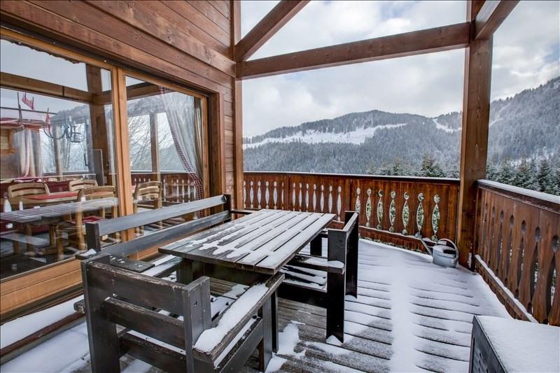 Vente de prestige maison / villa La cote d arbroz 730000€ - Photo 1