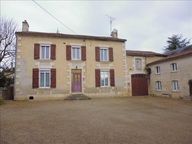 Vente maison / villa Migne auxances 275000€ - Photo 1