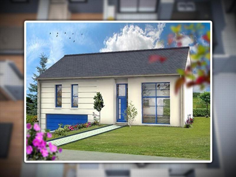 Maison  5 pièces + Terrain 490 m² Herbignac par Alliance Construction Pornichet