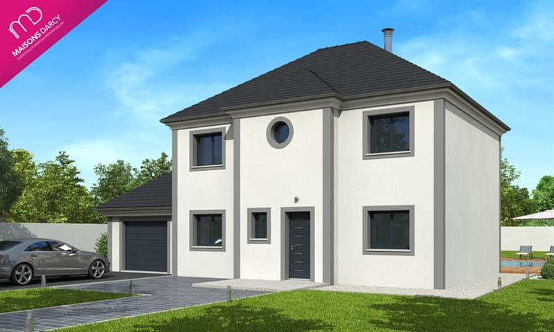Maison  5 pièces + Terrain 550 m² Beire le Châtel (21310) par MAISONS DARCY
