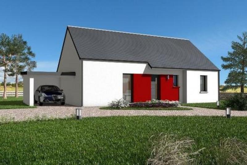 Maison  4 pièces + Terrain 1500 m² Rigny-Ussé par maisons PRIMEA