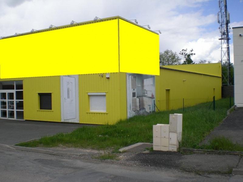 Location Local d'activités / Entrepôt Saint-Germain-du-Puy 0