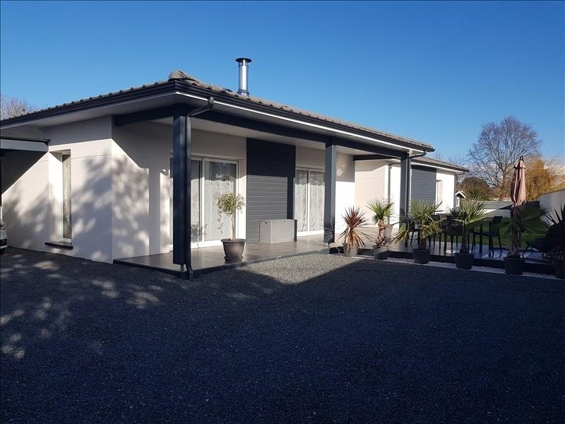 Vente maison / villa Moulis en medoc 283000€ - Photo 1