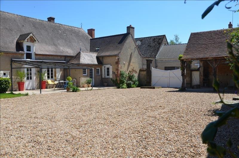 Vente maison / villa Lucenay les aix 313950€ - Photo 2