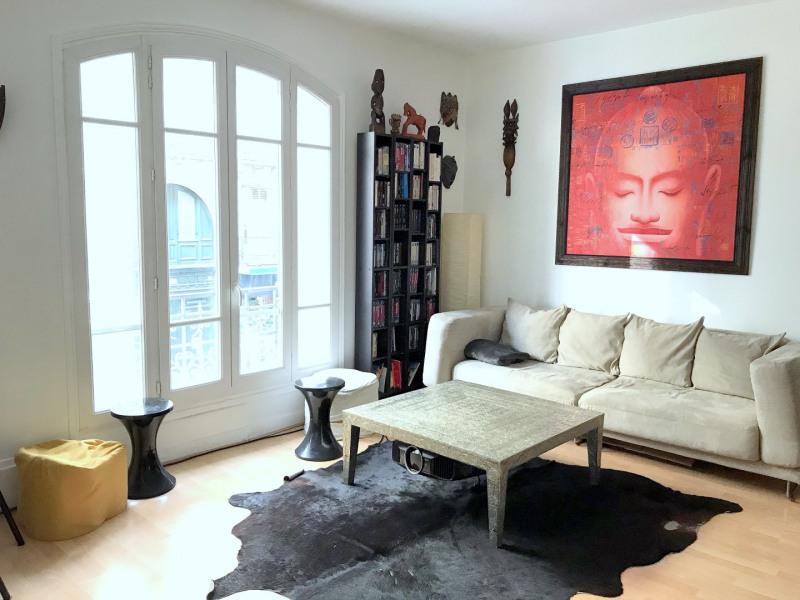 Location appartement Paris 15ème 1144€ CC - Photo 1