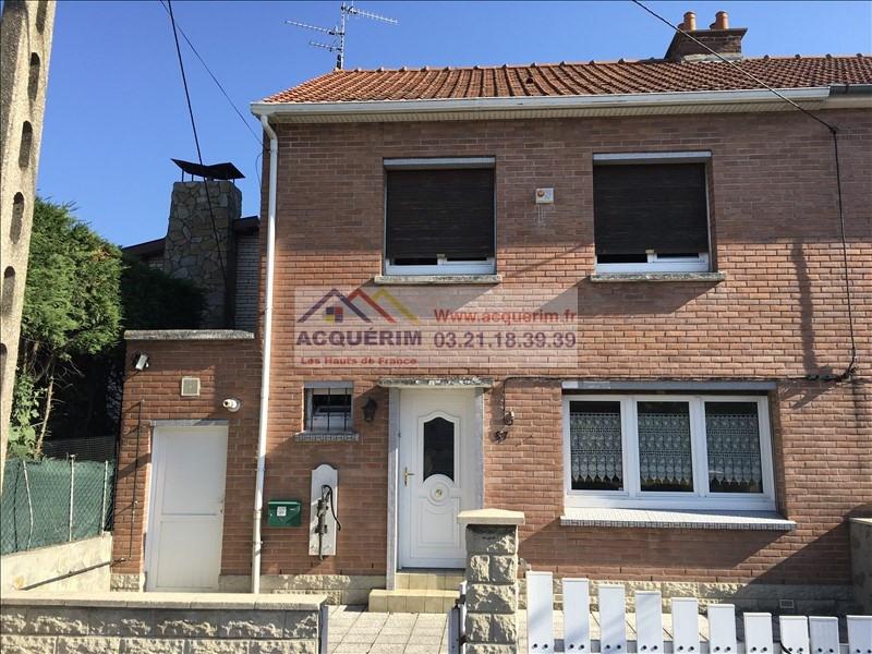 Vente maison / villa Carvin 152000€ - Photo 1
