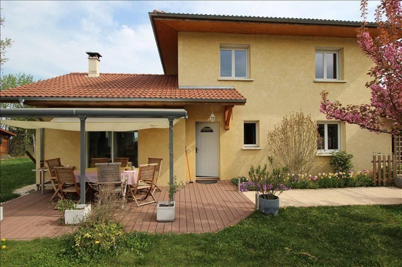 Vente maison / villa La roche sur foron 420000€ - Photo 1