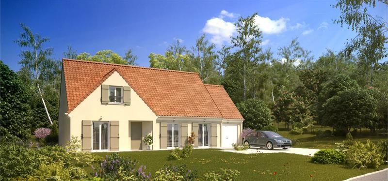 """Modèle de maison  """"Evasion 2.096 CA"""" à partir de 3 pièces Paris par A&A CONSEIL"""