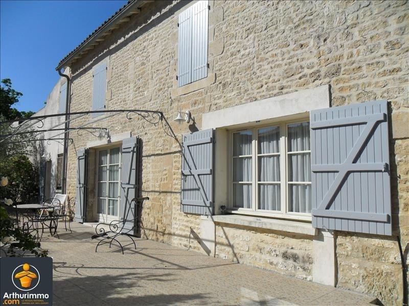 Sale house / villa Aulnay 189900€ - Picture 1