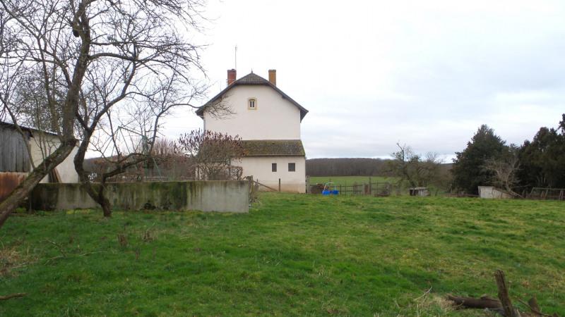 Vente maison / villa Marcilly-la-gueurce 160000€ - Photo 11
