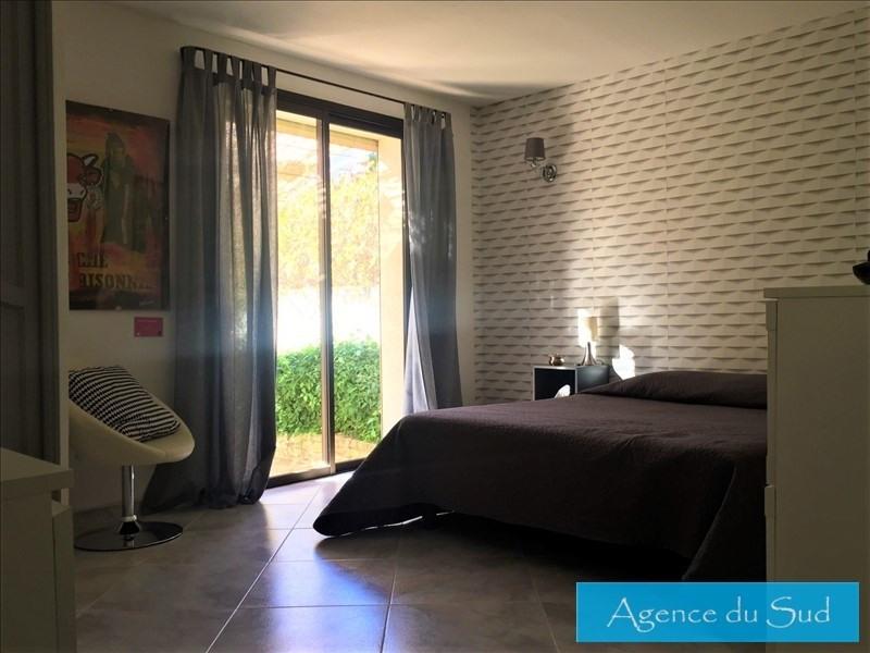 Vente maison / villa Roquevaire 499500€ - Photo 7