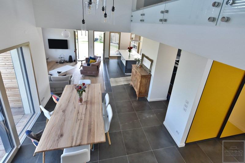 Deluxe sale house / villa Saint germain au mont d'or 705000€ - Picture 7