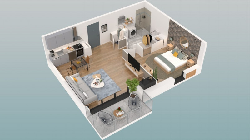 Vente appartement Angoulins 175000€ - Photo 2